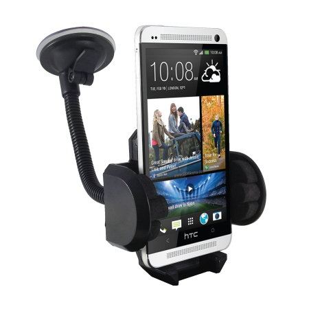 Car smartphone holder